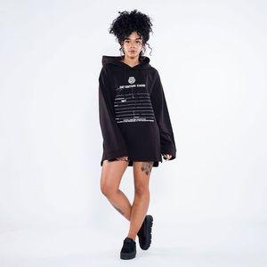 NWT Puma fenty graphic hoodie detention cardNWT for sale